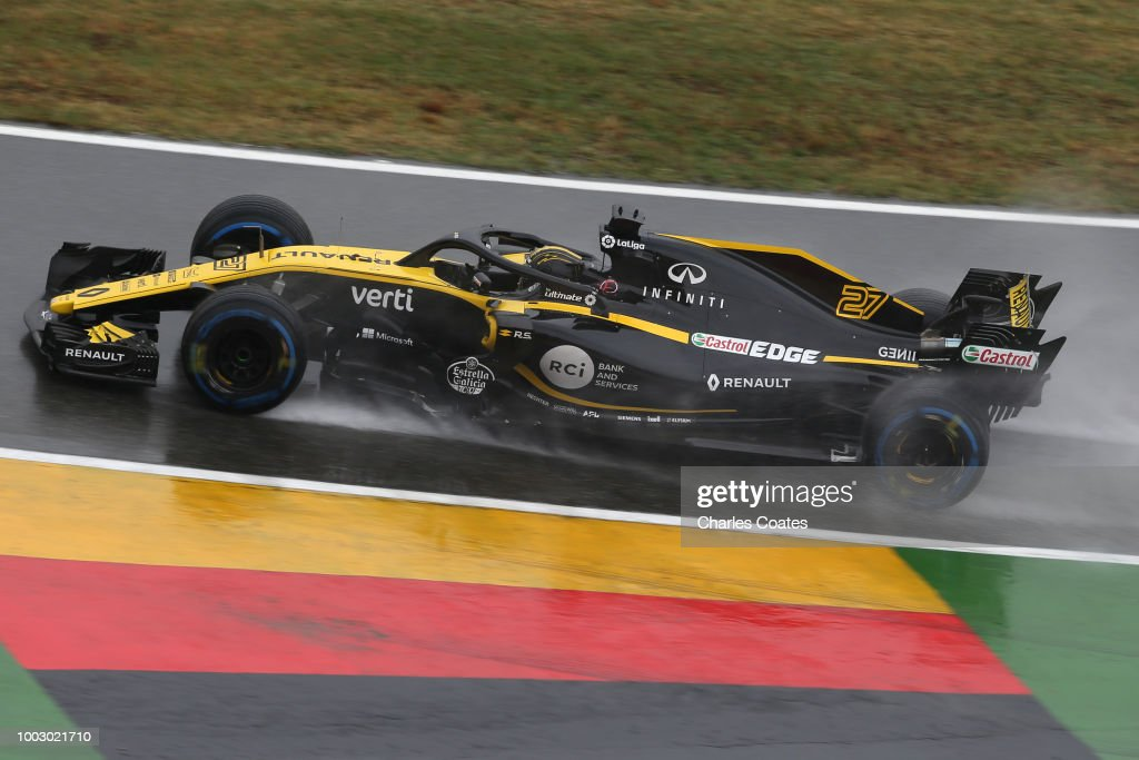 F1 Grand Prix of Germany - Final Practice : News Photo