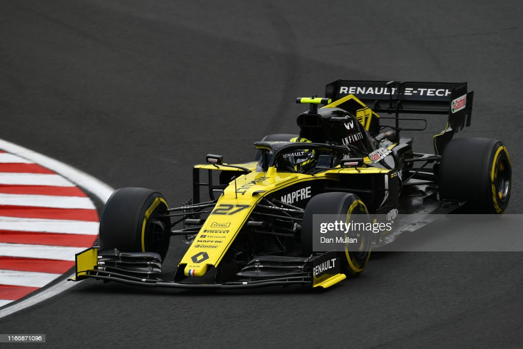 F1 Grand Prix of Hungary - Final Practice : News Photo