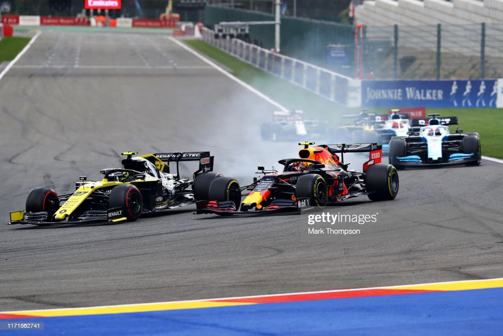 F1 Grand Prix of Belgium : News Photo