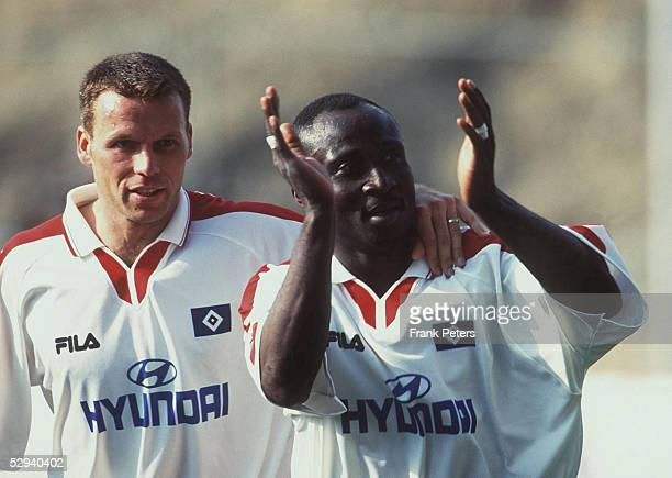 1 Nico Jan HOOGMA Anthony YEBOAH/HSV