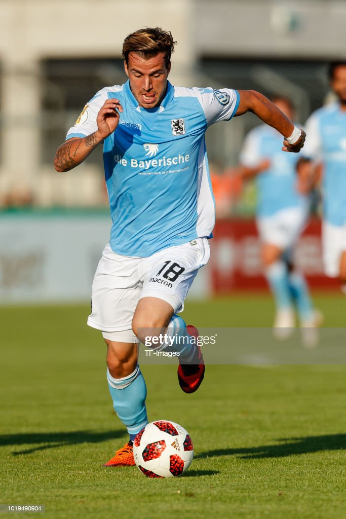 TSV 1860 Muenchen v Holstein Kiel - DFB Cup