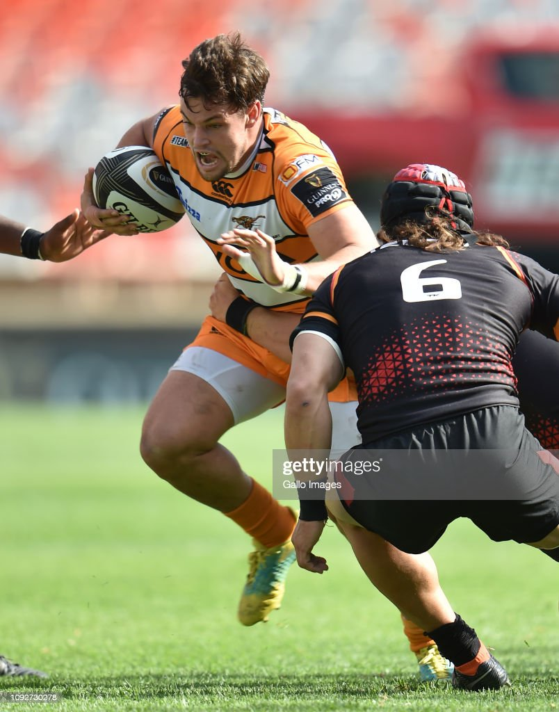 Cheetahs v Southern Kings - Guinness Pro14 : News Photo