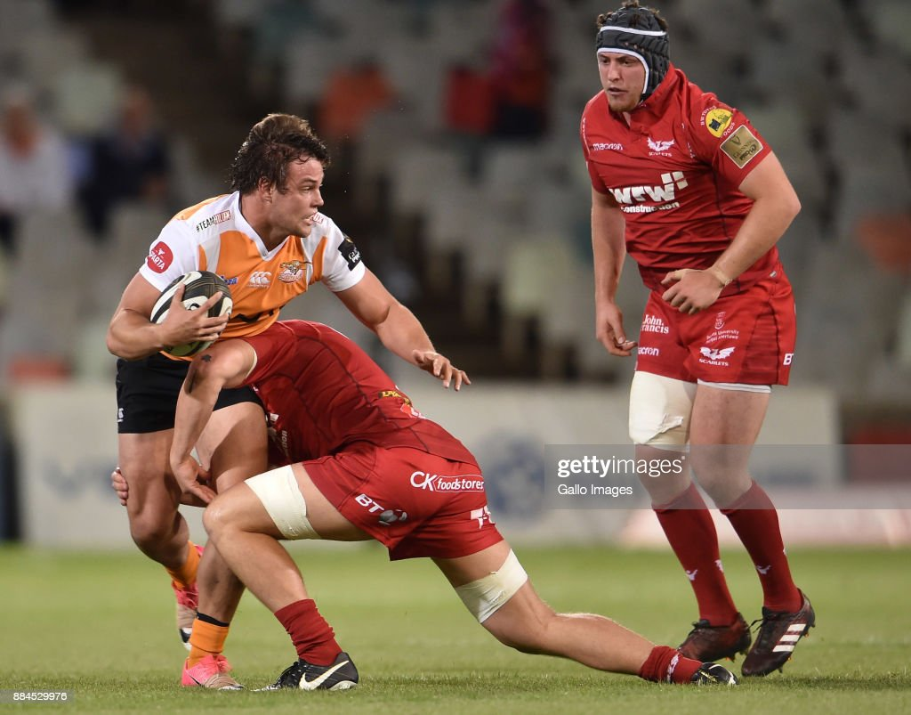 Guinness Pro14: Toyota Cheetahs v Scarlets : News Photo