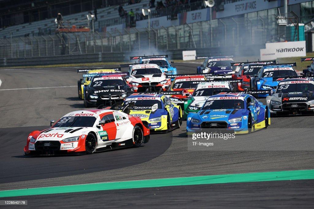 DTM Nuerburgring - Qualifying & Race : News Photo