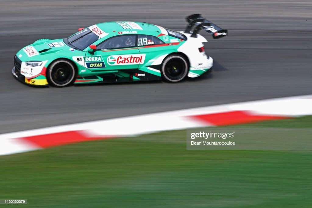BEL: DTM Zolder - Qualifying & Race