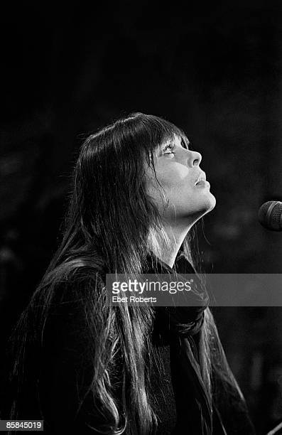 S Photo of NICO Nico performing at CBGB's in New York City on February 19 1979