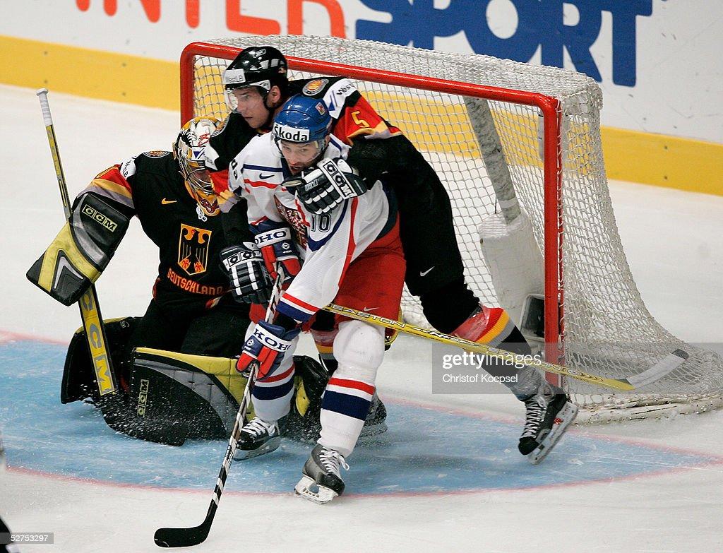 IIHF World Championship Hockey - Day 4 : News Photo