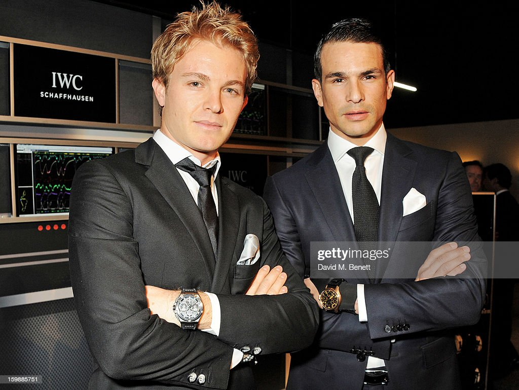IWC Race Night At SIHH 2013