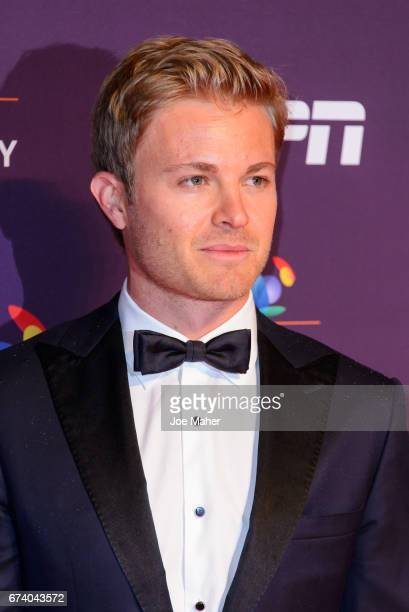 Nico Rosberg attends the BT Sport Industry Awards at Battersea Evolution on April 27 2017 in London England