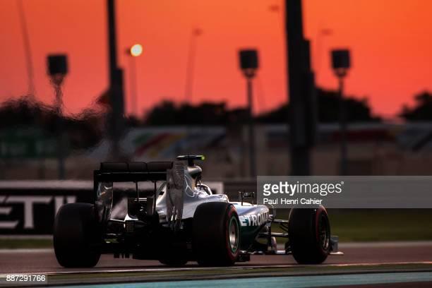 Nico Rosberg Mercedes F1 W05Hybrid Grand Prix of Abu Dhabi Yas Marina Circuit 23 November 2014
