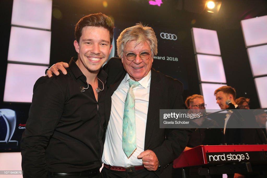 Audi Generation Award 2018 : News Photo