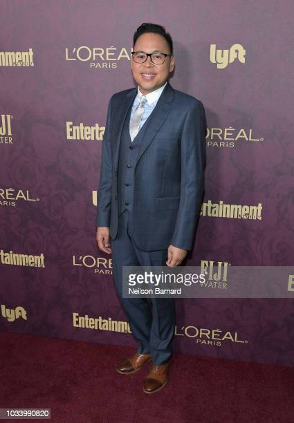 Nico Santos attends the 2018 PreEmmy Party hosted by Entertainment Weekly and L'Oreal Paris at Sunset Tower on September 15 2018 in Los Angeles...