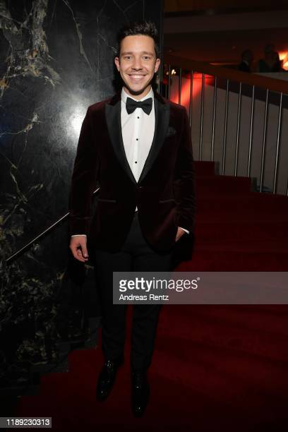 Nico Santos attends the Bambi Awards 2019 party on November 21, 2019 in Baden-Baden, Germany.