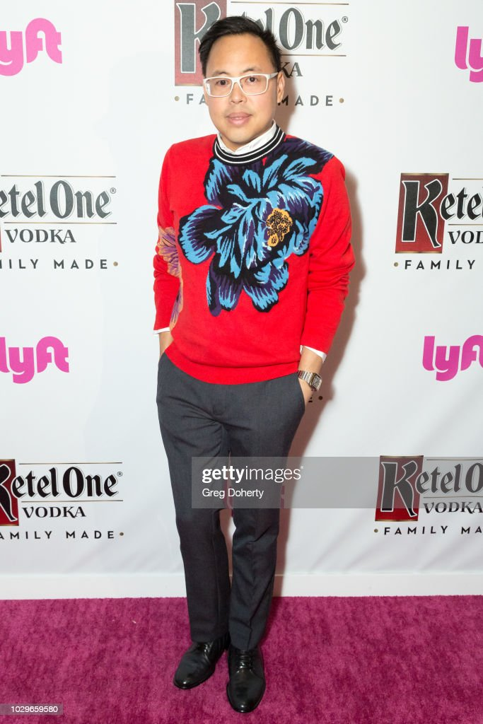 Ketel One Family-Made Vodka Celebrates Queer Eye Cast At Pre-Emmy Party - Arrivals : News Photo