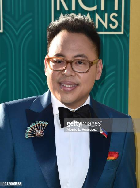 """Nico Santos attends the premiere of Warner Bros. Pictures' """"Crazy Rich Asiaans"""" at TCL Chinese Theatre IMAX on August 7, 2018 in Hollywood,..."""