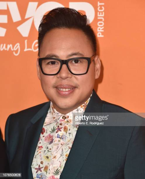 Nico Santos attends The Trevor Project's TrevorLIVE Gala at The Beverly Hilton Hotel on December 02 2018 in Beverly Hills California