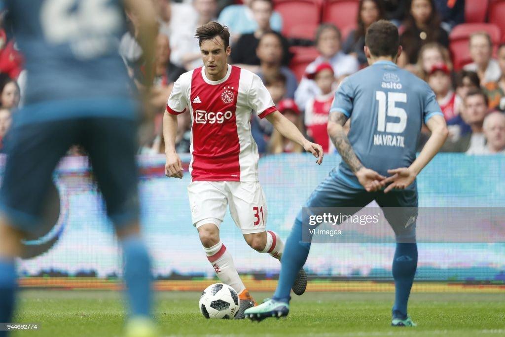 Ajax v Heracles - Eredivisie