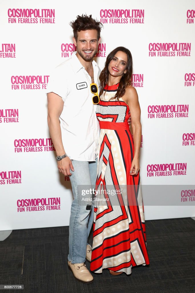 Cosmopolitan: Let's Talk About It Event : News Photo