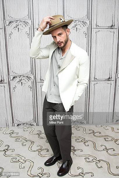 Nico Tortorella attends the Build Series to discuss 'Younger' at AOL HQ on September 26 2016 in New York City