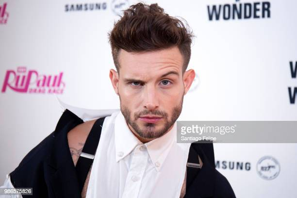 Nico Tortorella Stock Photos And Pictures Getty Images