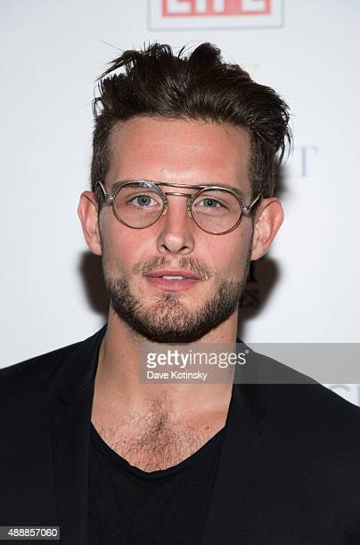 """Nico Tortorella attends the """"The Carol Burnett Show: The Lost Episodes"""" screening hosted by Time Life and The Cinema Society at Tribeca Grand Hotel..."""