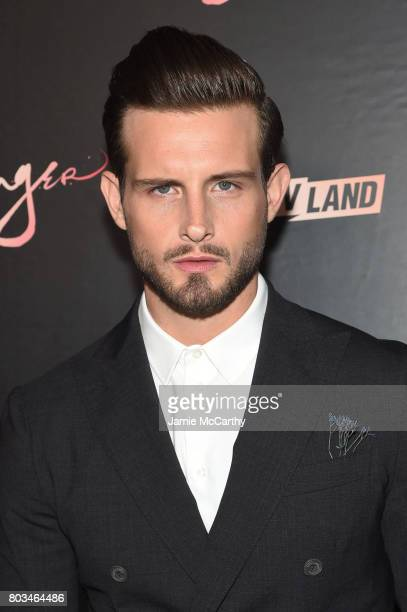 Nico Tortorella attends the Younger Season Four Premiere Party at Mr Purple on June 27 2017 in New York City on June 27 2017 in New York City