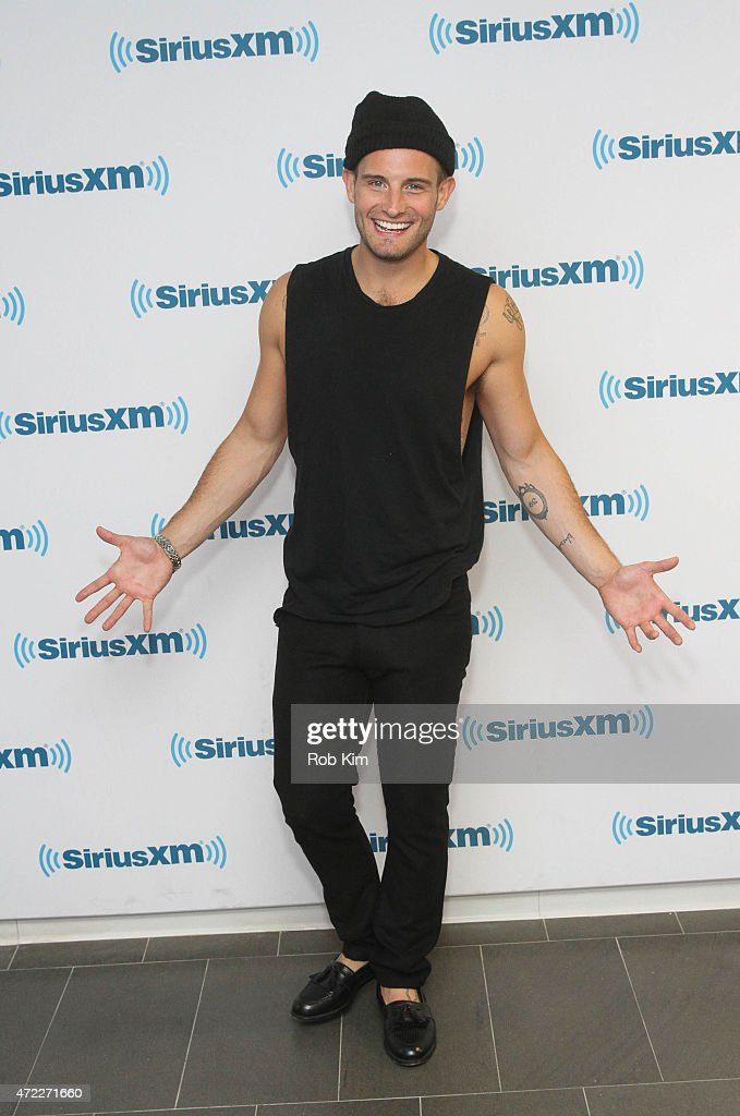 Celebrities Visit SiriusXM Studios - May 5, 2015