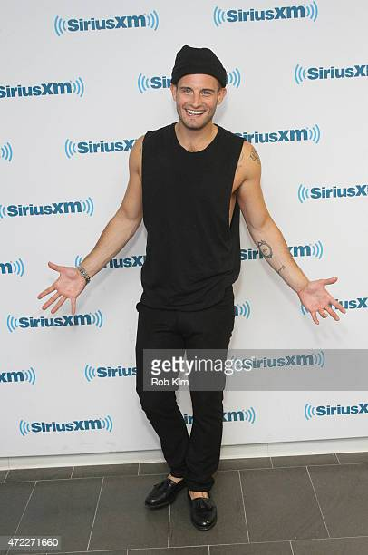 Nico Tortorella visits at SiriusXM Studios on May 5 2015 in New York City