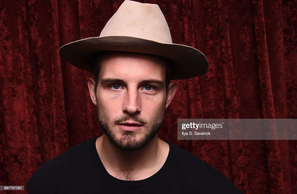 Nico Tortorella visits the SiriusXM Studios on June 19, 2017 in New York City.