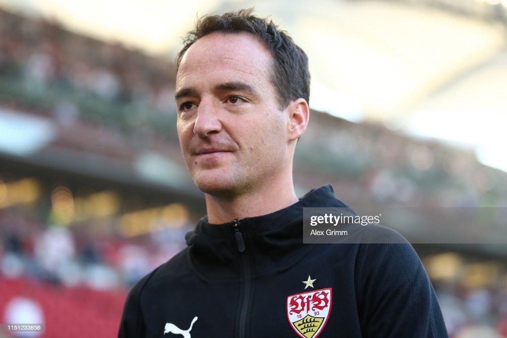 DEU: VfB Stuttgart v 1. FC Union Berlin - Bundesliga Playoff Leg One