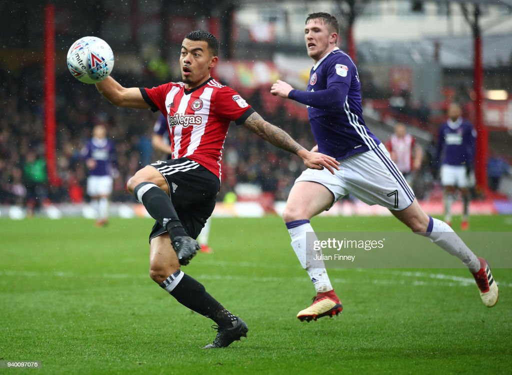 Brentford v Sheffield United - Sky Bet Championship : News Photo