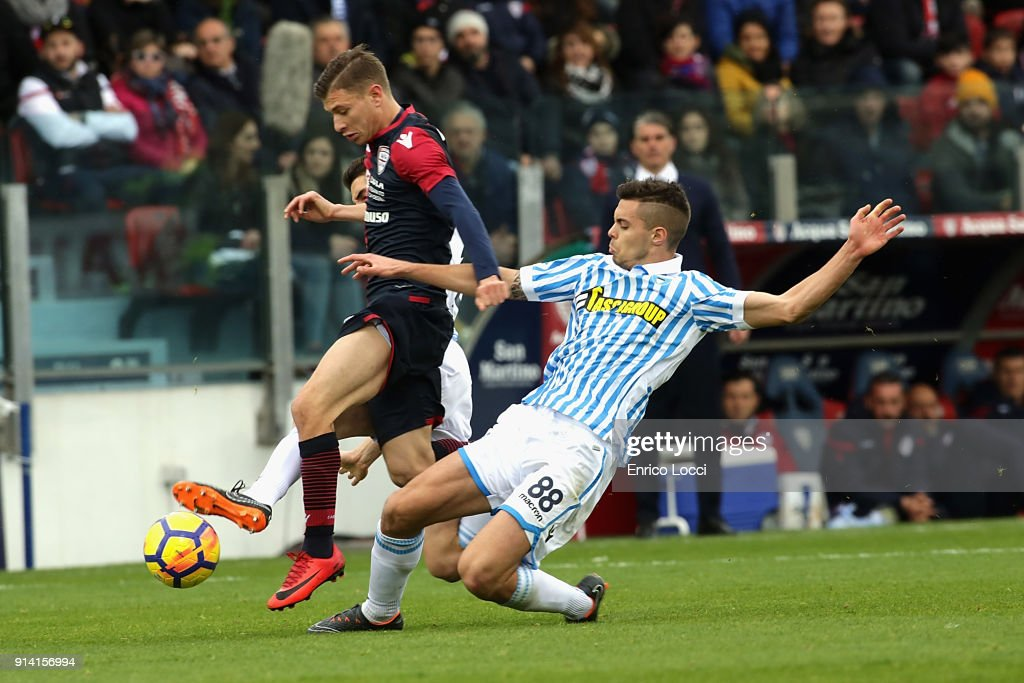 Cagliari Calcio v Spal - Serie A : News Photo