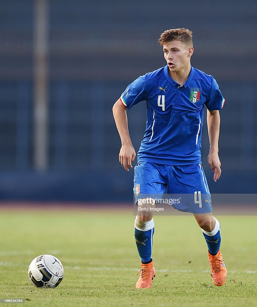 Italy U19 v Netherlands U19 : News Photo