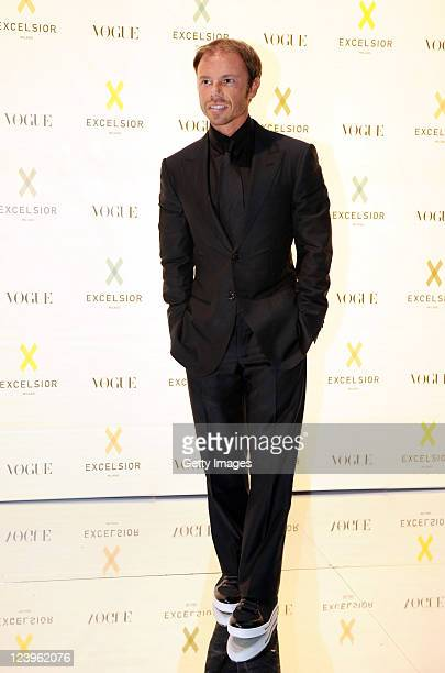 Nicolò Cardi attends the opening cocktail party of Excelsior Milano on September 6 2011 in Milan Italy