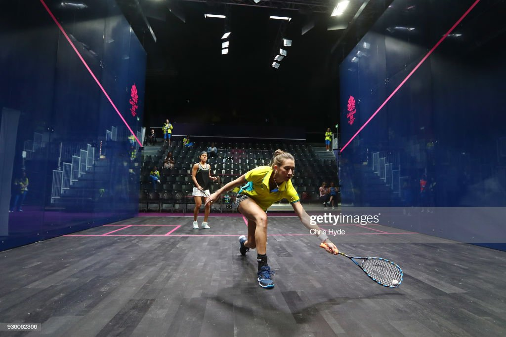2018 Gold Coast Commonwealth Games: Squash Sports Showcase