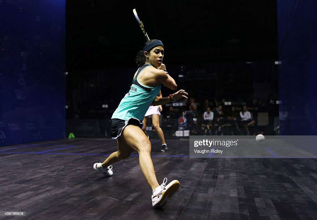 Women's World Team Squash Championship 2014 : News Photo
