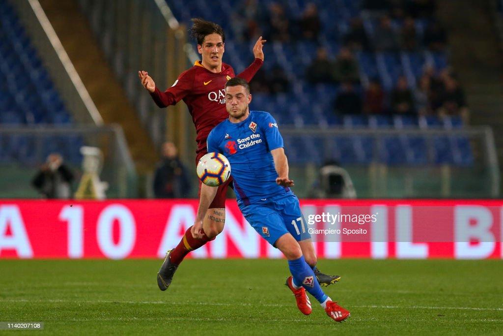 AS Roma v ACF Fiorentina - Serie A : News Photo