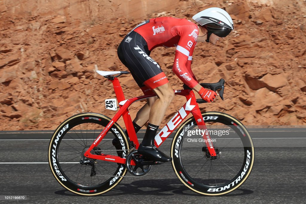 Cycling: 14th Larry H. Miller Tour of Utah / Prologue : ニュース写真