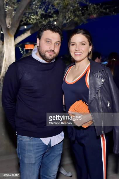 Nicola Farinetti and Sophia Bush attend Terra Grand Opening at Eataly Los Angeles at Eataly LA on March 28, 2018 in Los Angeles, California.