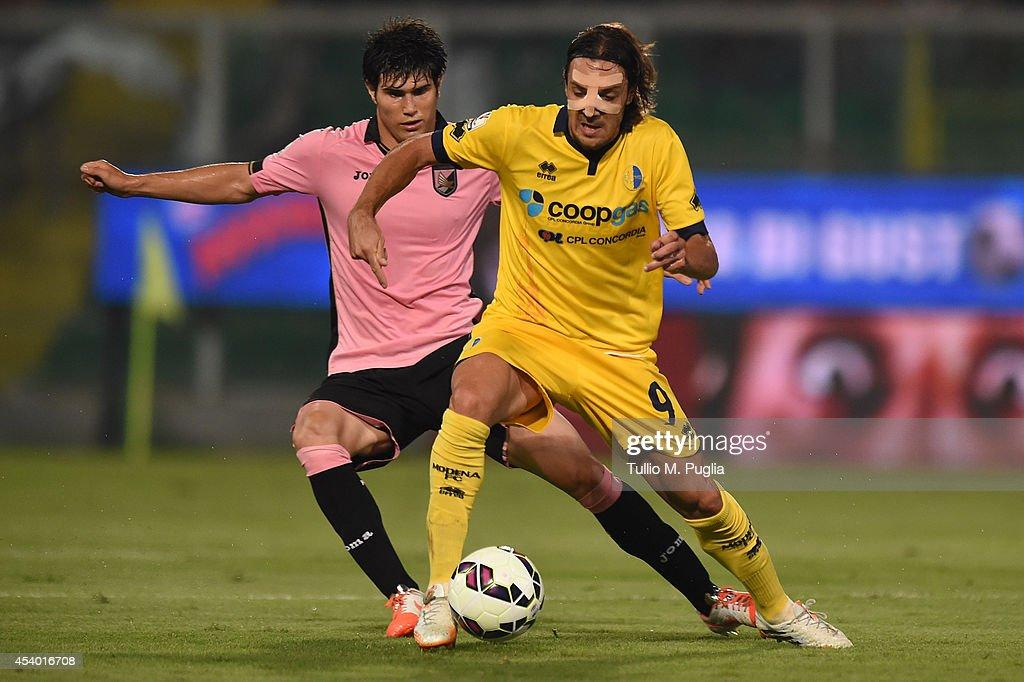 US Citta di Palermo v Modena FC - TIM Cup : News Photo