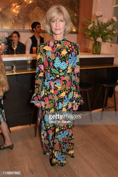 Nicola Formby attends a dinner hosted by Skye Gyngell and the Trustees of Action on Addiction to celebrate Addiction Awareness Week at Spring...