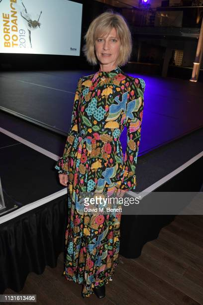Nicola Formby attends Borne To Dance a special charity performance in aid of Borne at Paul Hamlyn Hall The Royal Opera House on March 19 2019 in...