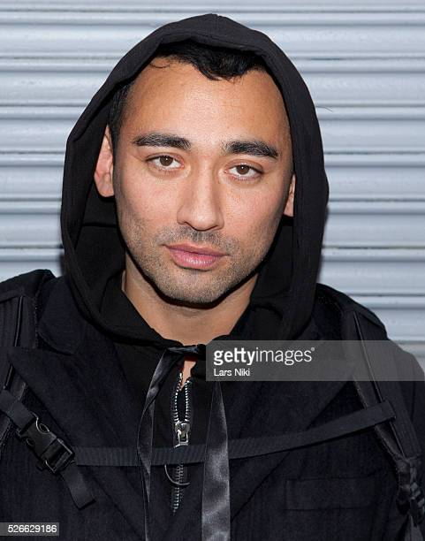 """Nicola Formichetti at the """"Nicopanda Fashion Collection Presentation"""" - departures during NYFW A/W 2016 at 541 West 22nd Street in New York City. ��..."""