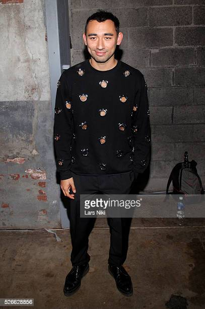 """Nicola Formichetti attends the """"Nicopanda Fashion Collection Presentation"""" during NYFW A/W 2016 at 541 West 22nd Street in New York City. �� LAN"""