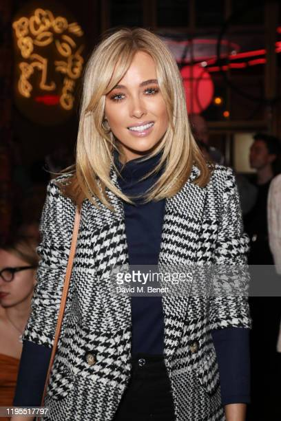 Nicola Hughes attends the launch of Muse by Coco De Mer at Sketch on January 23 2020 in London England