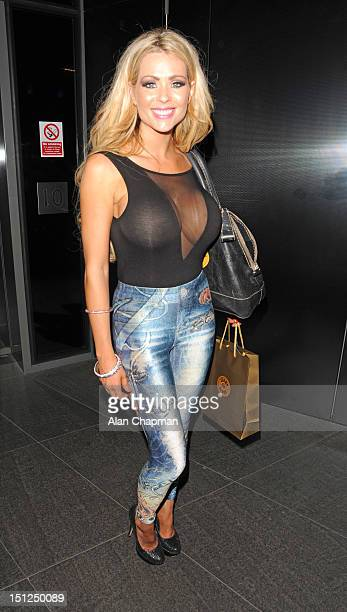 Nicola McClean sighting on September 4 2012 in London England