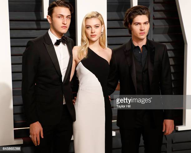 Nicola Peltz attends the 2017 Vanity Fair Oscar Party at Wallis Annenberg Center for the Performing Arts on February 26 2017 in Beverly Hills...