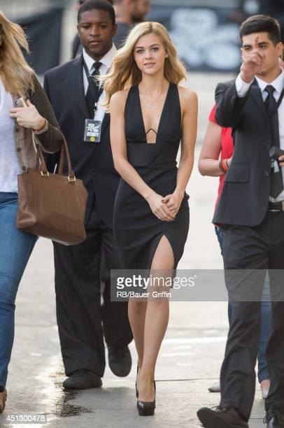 Nicola Peltz is seen in Hollywood on June 26 2014 in Los Angeles California