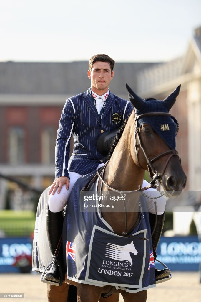 Longines Global Champions Tour - London