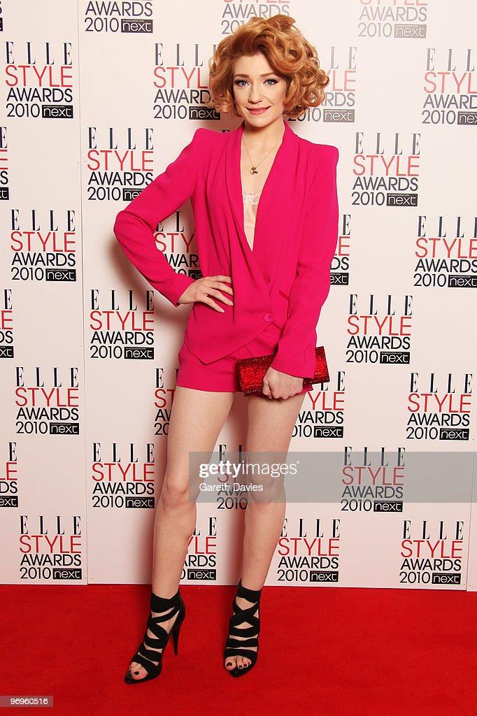 ELLE Style Awards 2010 - Inside Arrivals